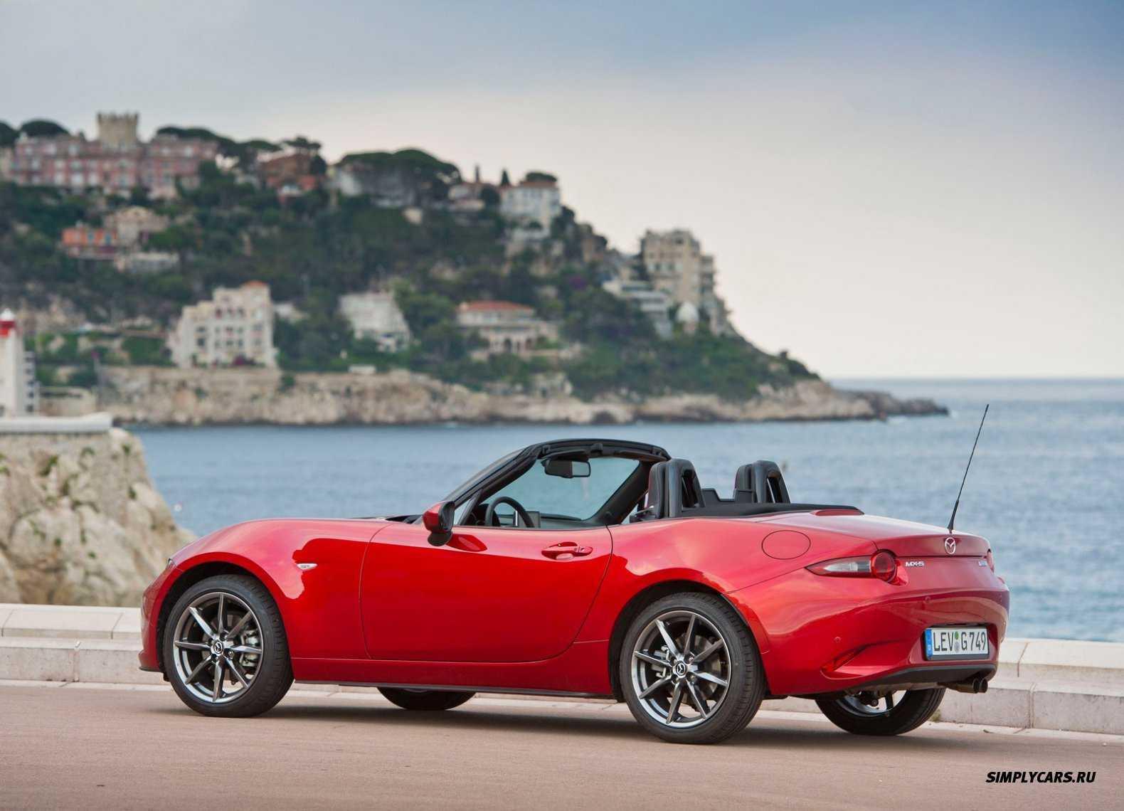 Mazda mx 5 2020 2021: характеристики miata, цена rf, продажа без пробега миата