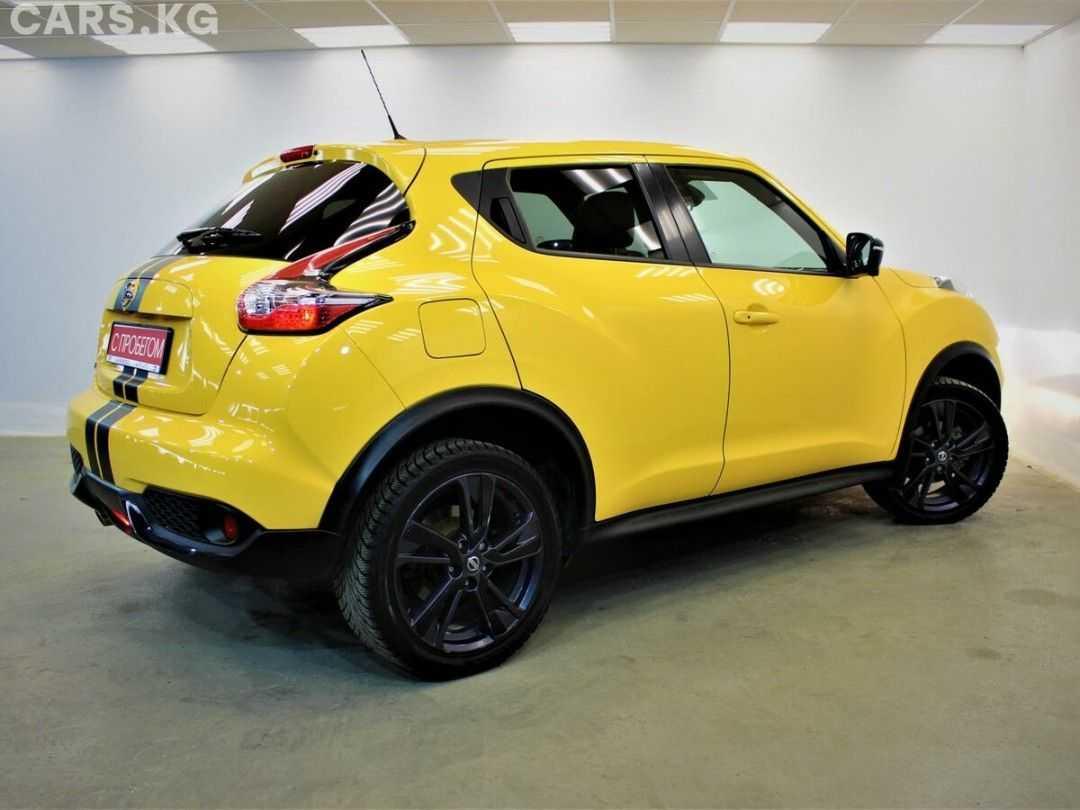 Nissan juke 2013, 1.6 литра, итак, 2013 nissan juke nismo 1.6t 200 л.с. 4wd mcvt, полный привод, cvt, бензин, левый руль, москва