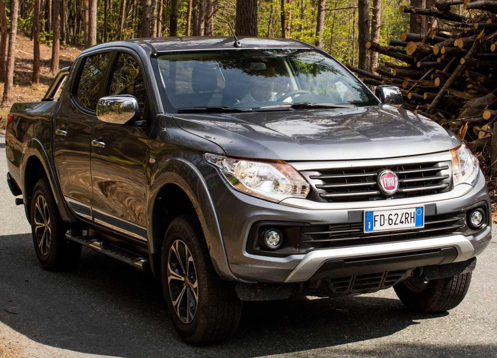 Fiat fullback 2.4 at doublecab active+ (09.2016 - н.в.) - технические характеристики