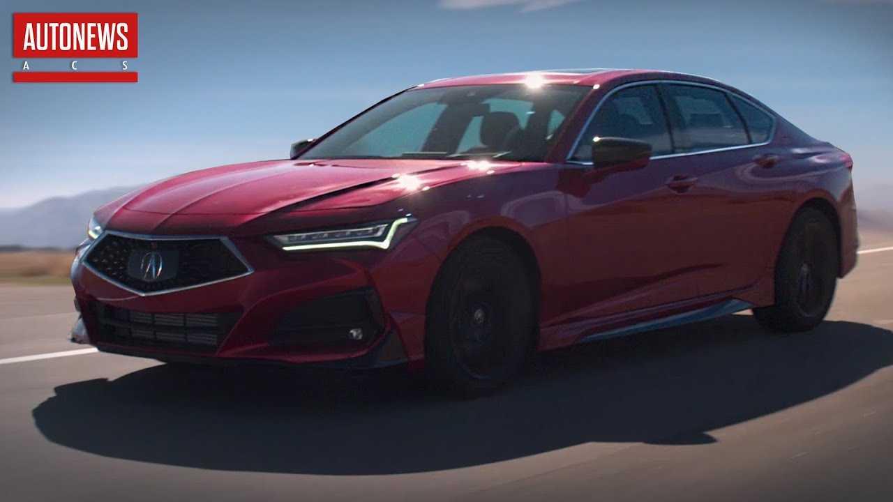 Acura tlx 2020— новый спорт-седан ограниченной серии