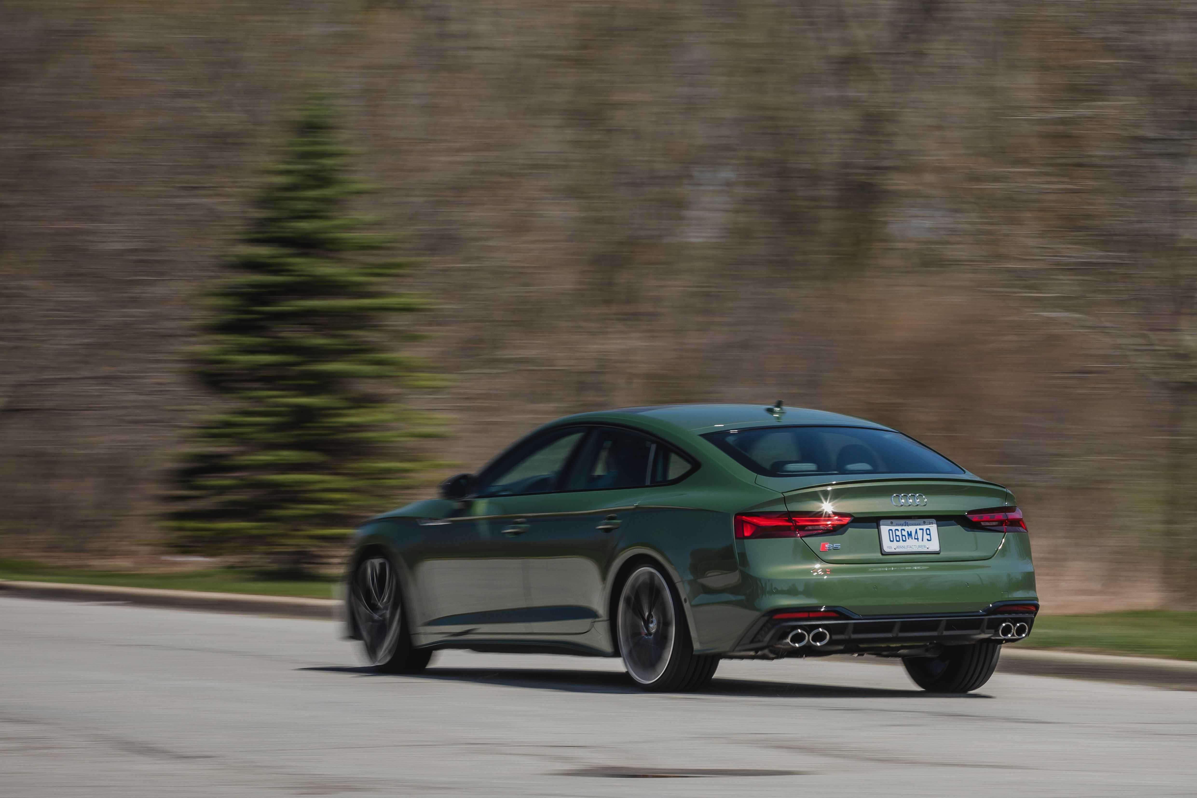 Audi a5 sportback тест-драйв, отзывы реальных владельцев