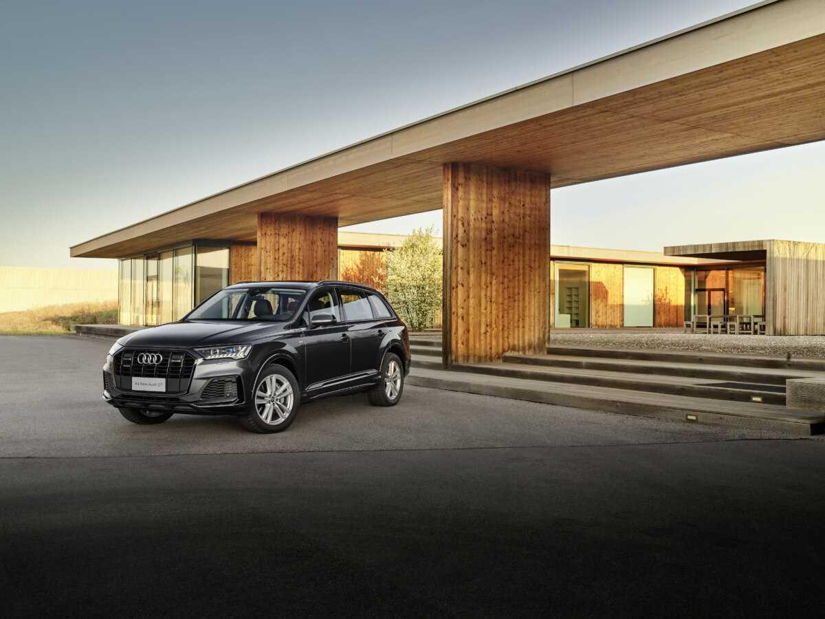 Audi представила свой новый флагманский седан a8 2018 года технические характеристики, фотографии, факты