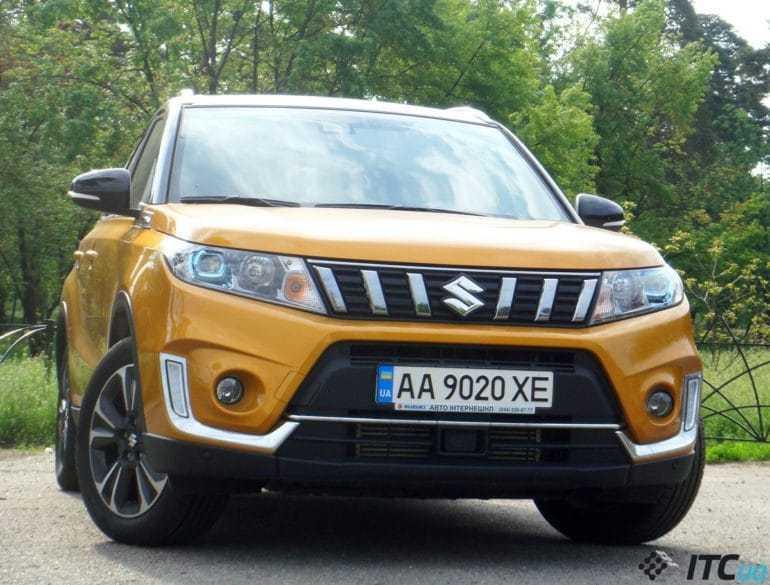 Suzuki vitara 2019-2020 цена, технические характеристики, фото, видео тест-драйв