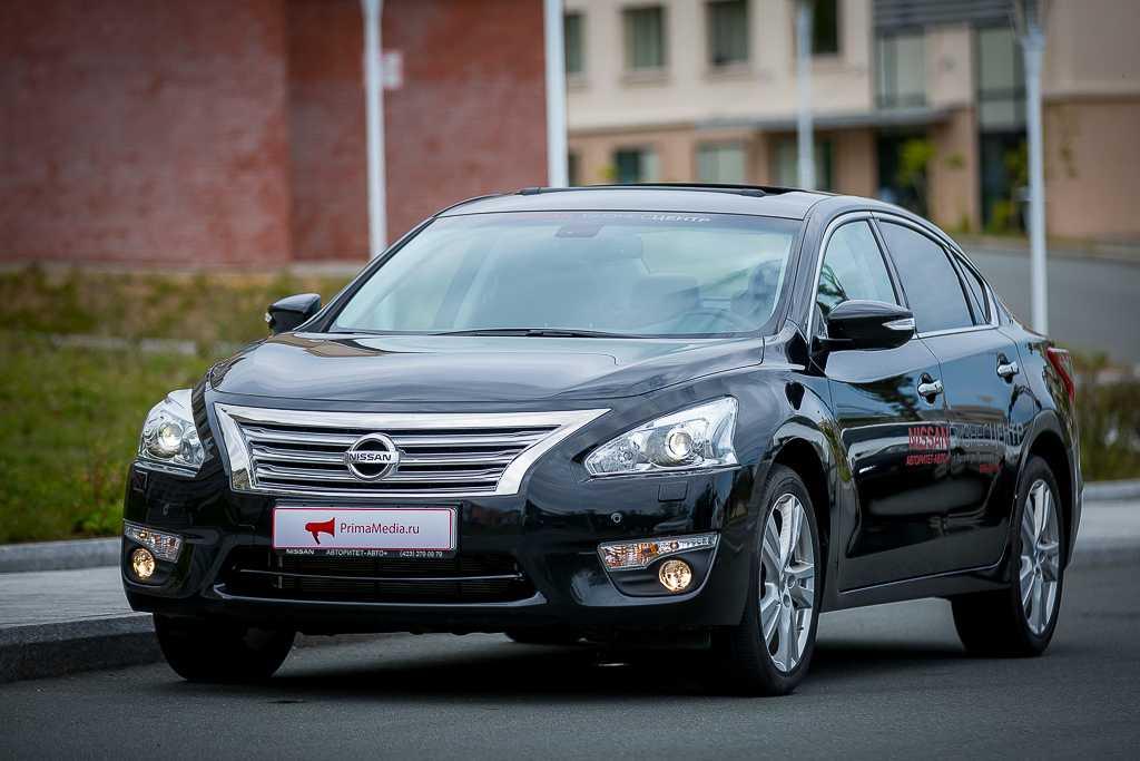 Nissan teana 2.5 cvt 4wd elegance+four (09.2011 - 02.2014) - технические характеристики
