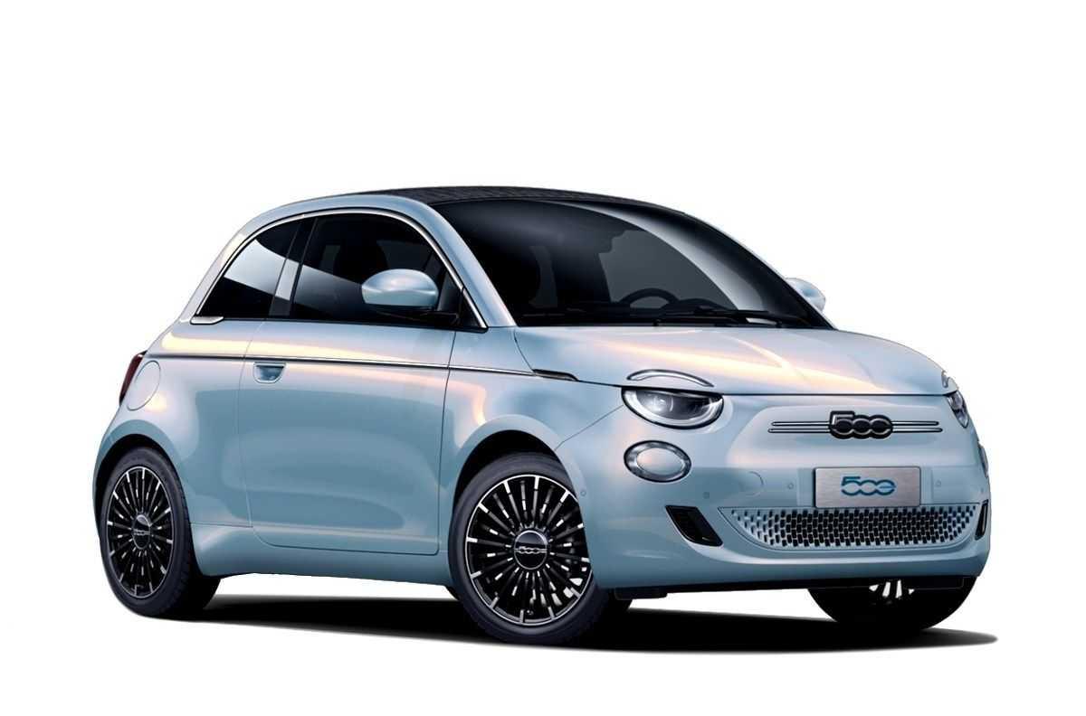 Обзор с тест драйвом автомобиля Fiat 50 характеристики эксплуатационные качества комплектации и цены двигатель трансмиссия салон