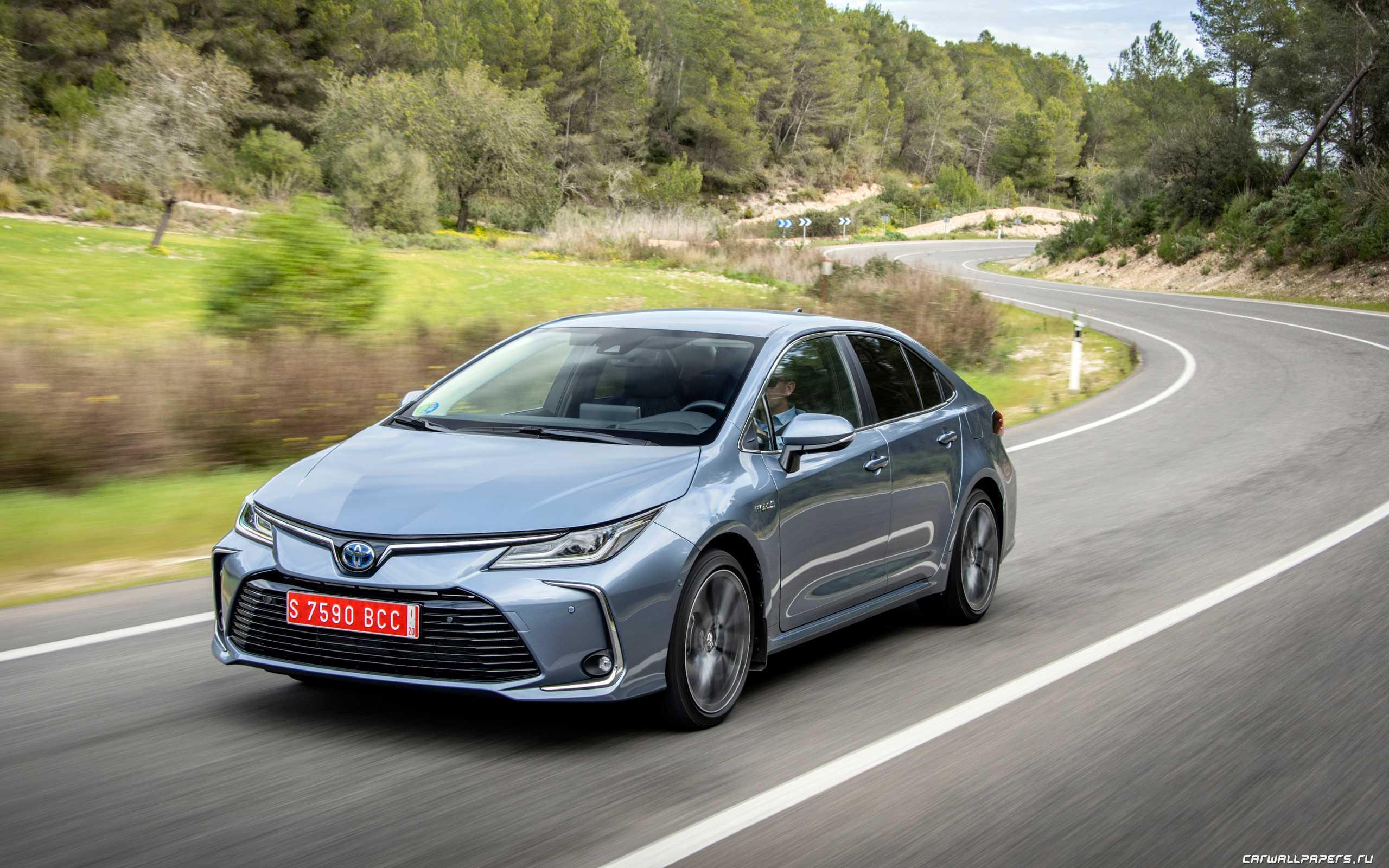 Toyota 2019: модельный ряд и цены в россии
