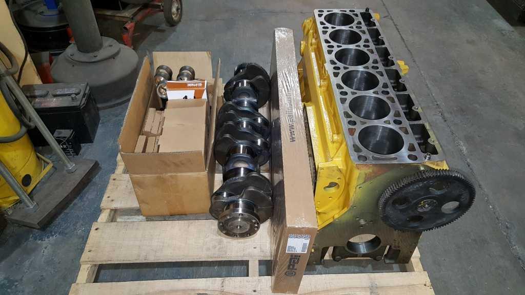 Правильная обкатка дизельного двигателя после капремонта