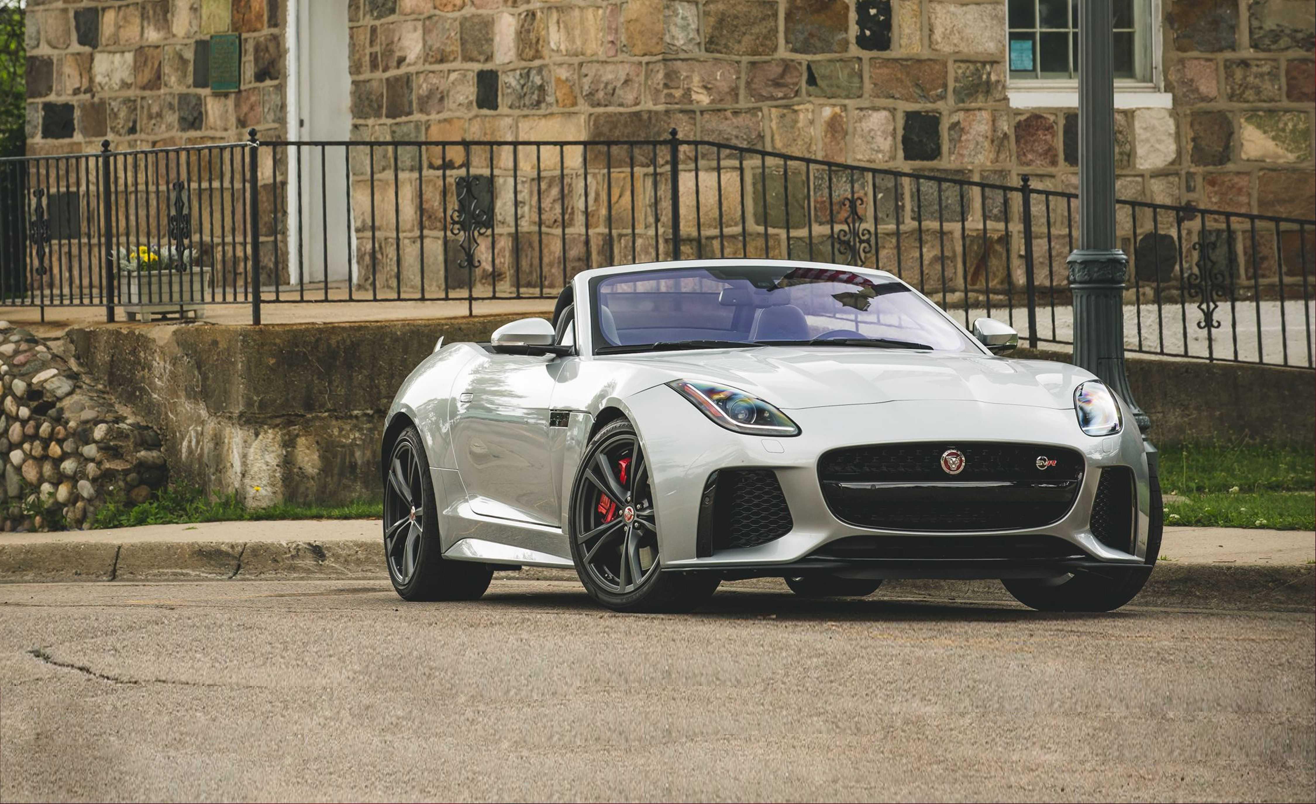 Тест драйв jaguar f-type - исповедь грешника