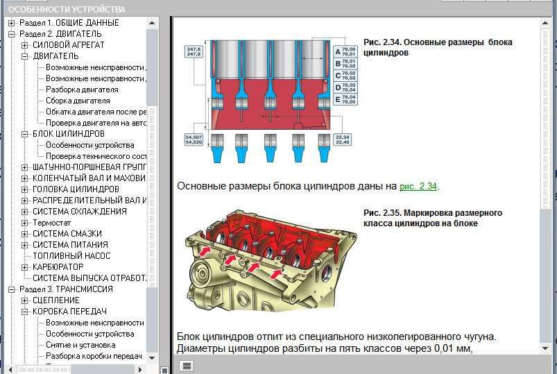 Руководство по ремонту ваз 2108 / ваз 2109 /| ваз 21099