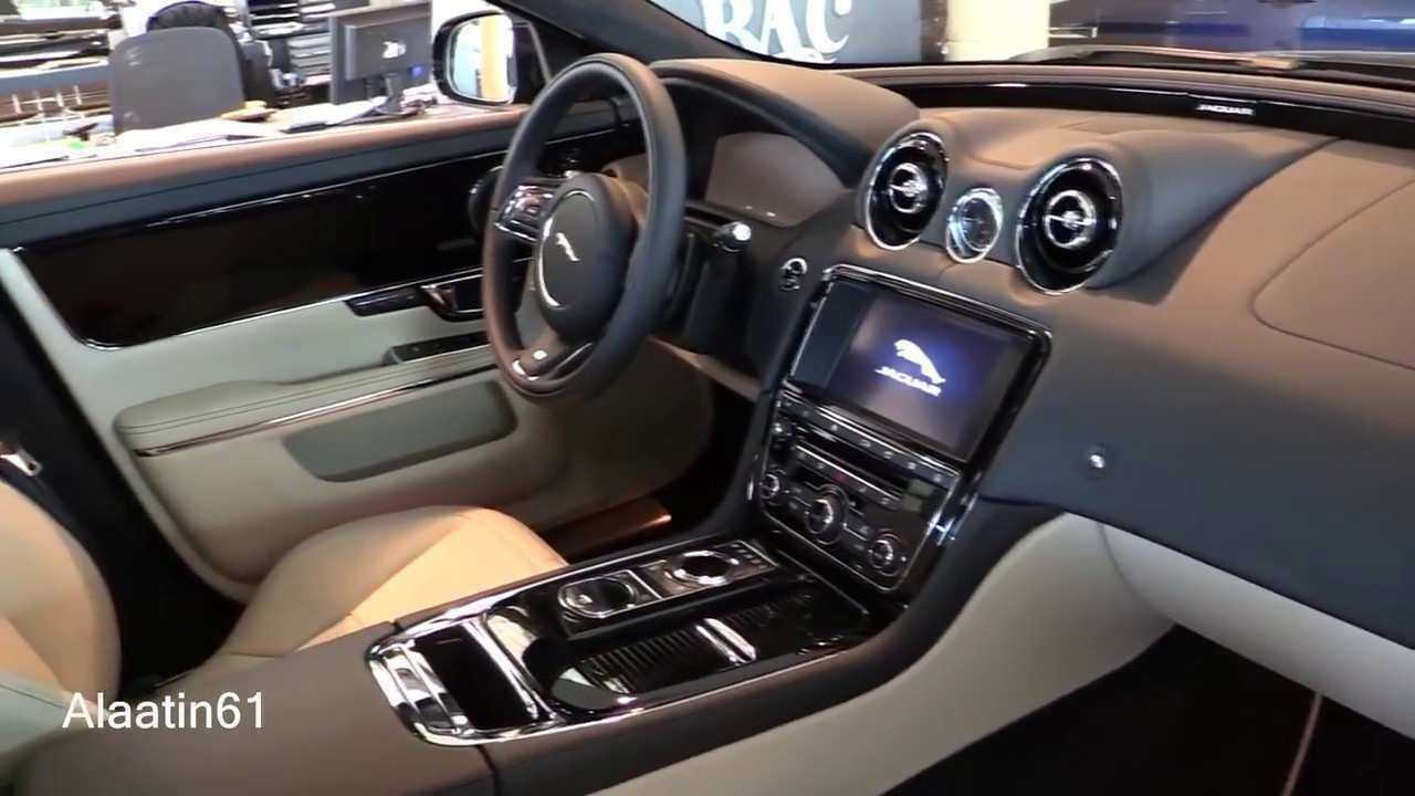 Jaguar xj рестайлинг 2016, седан, 9 поколение, x351 (02.2016 - н.в.) - технические характеристики и комплектации