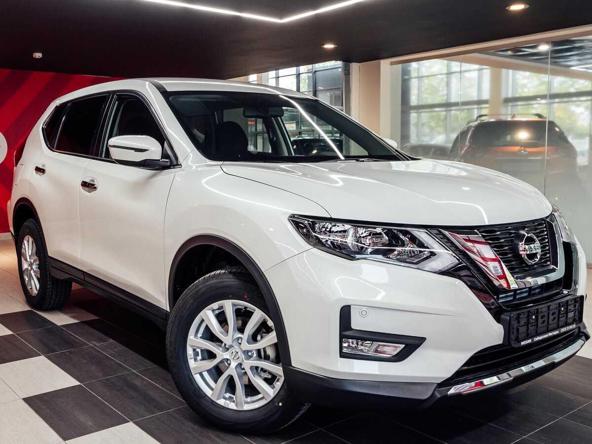 Nissan x-trail 2.0 cvt 4wd xe+ (12.2016 - 06.2019) - технические характеристики