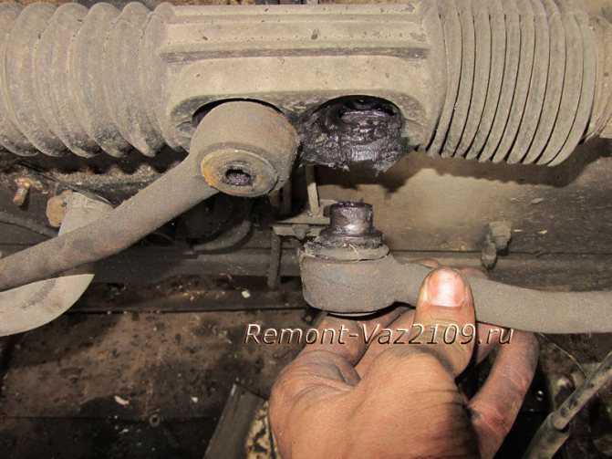 Как подтянуть рулевую рейку на ваз 2109 своими руками: несколько способов подтяжки рейки | luxvaz
