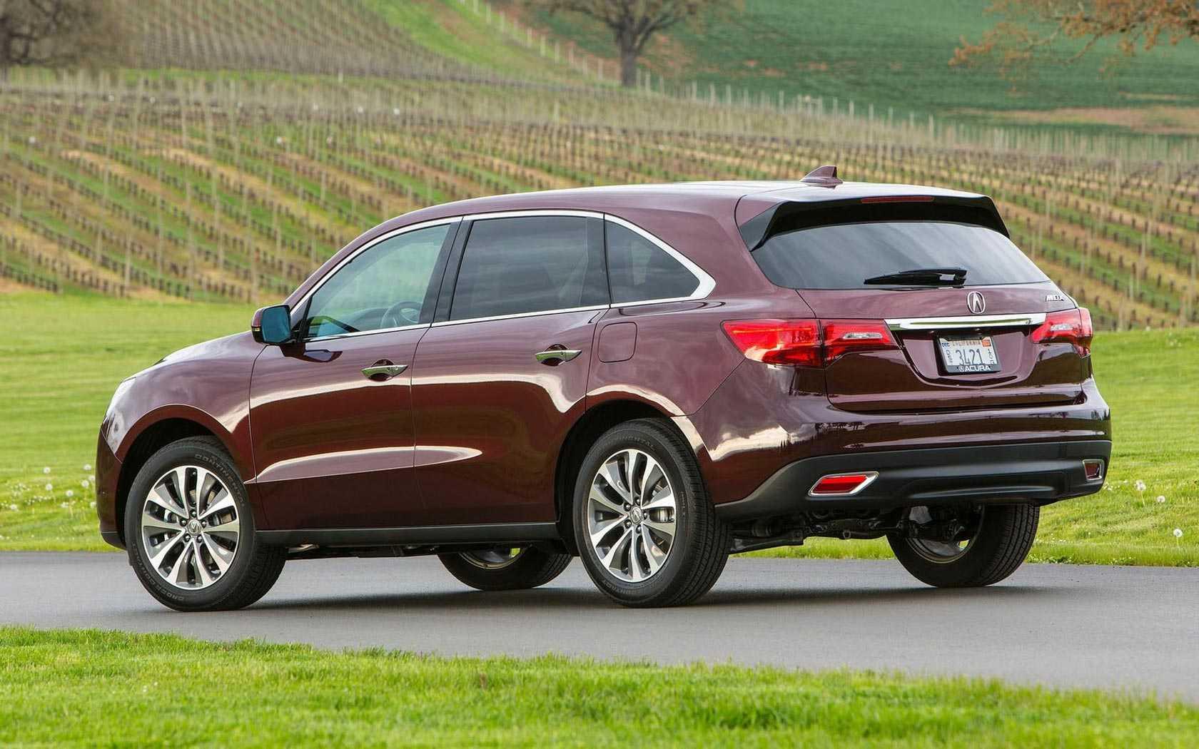 Acura mdx – обзор моделей по годам - автокредит легко