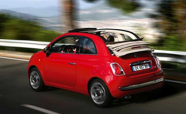 Fiat 500x – итальянский стиль пришел в сегмент suv