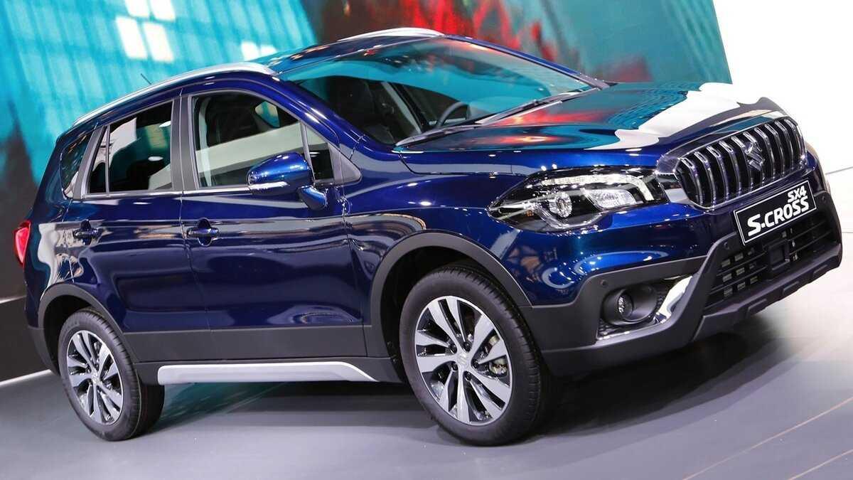 Suzuki new sx4 - обзор и тест-драйв