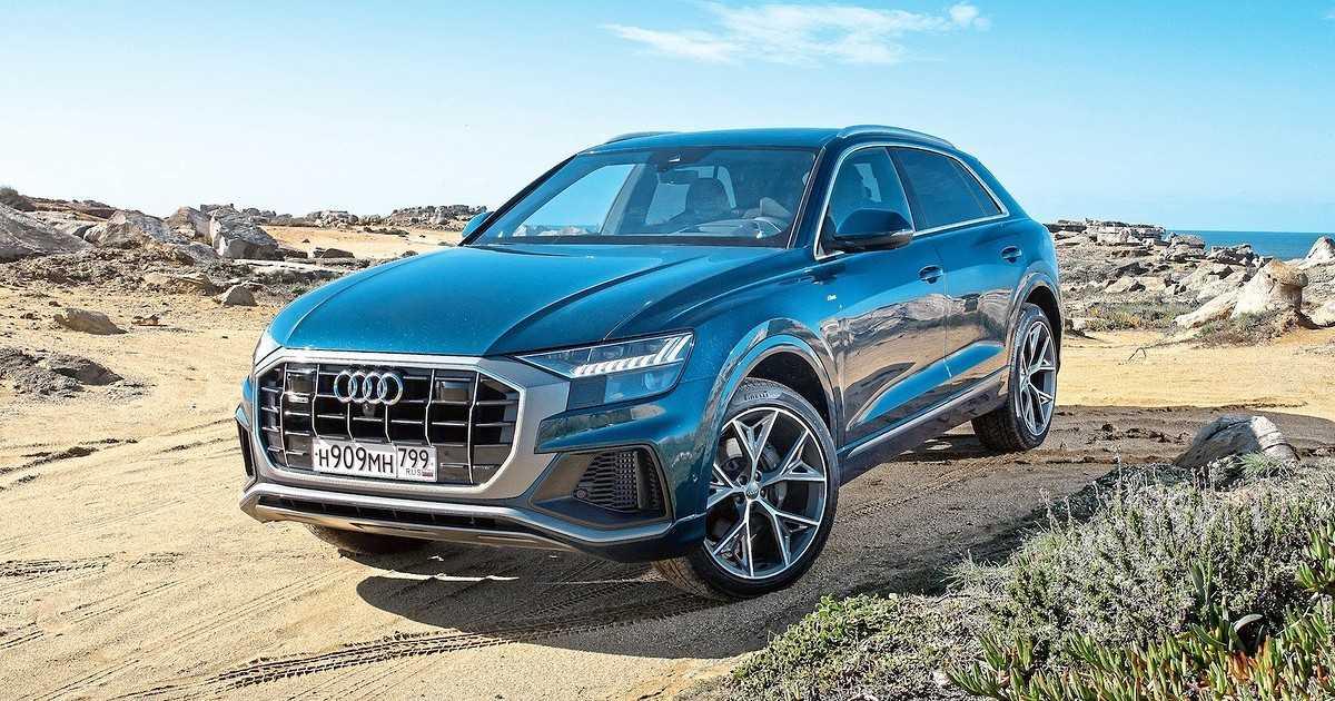 Audi q8: прибавление в семействе