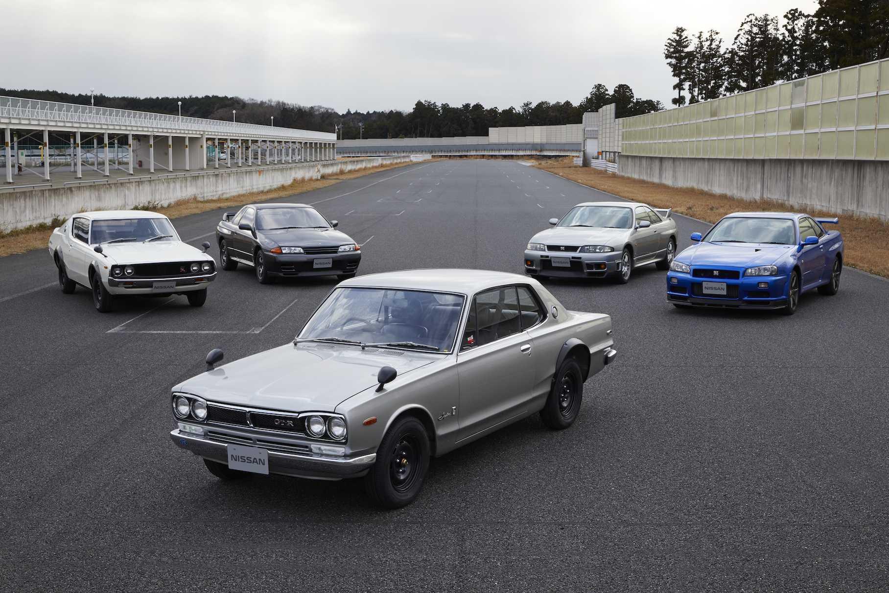 Nissan gt-r (ниссан гт-р)