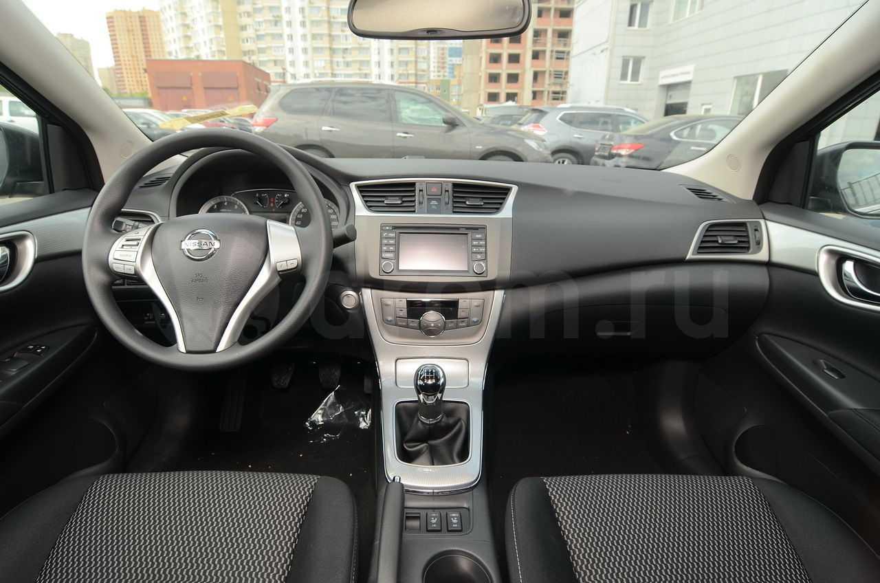 Nissan sentra 1.6 mt elegance plus (08.2014 - 10.2017) - технические характеристики