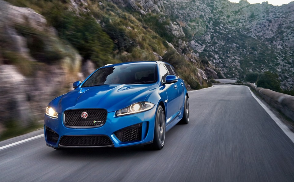 Jaguar xfr-s sportbrake 2015: характеристики, цена, фото