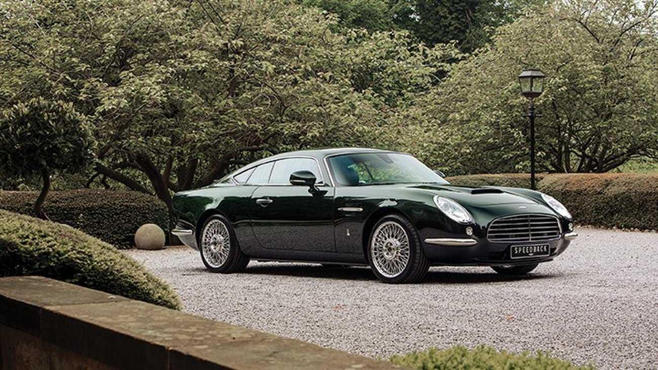 Formacar: классическому jaguar xkr подарят новую жизнь