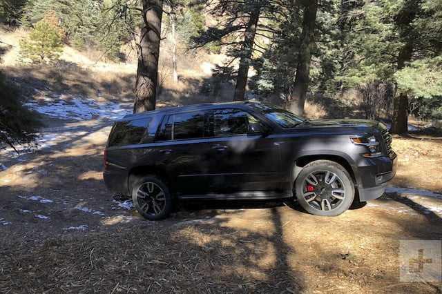 Chevrolet tahoe 2021 – дизельный мотор и независимая задняя подвеска