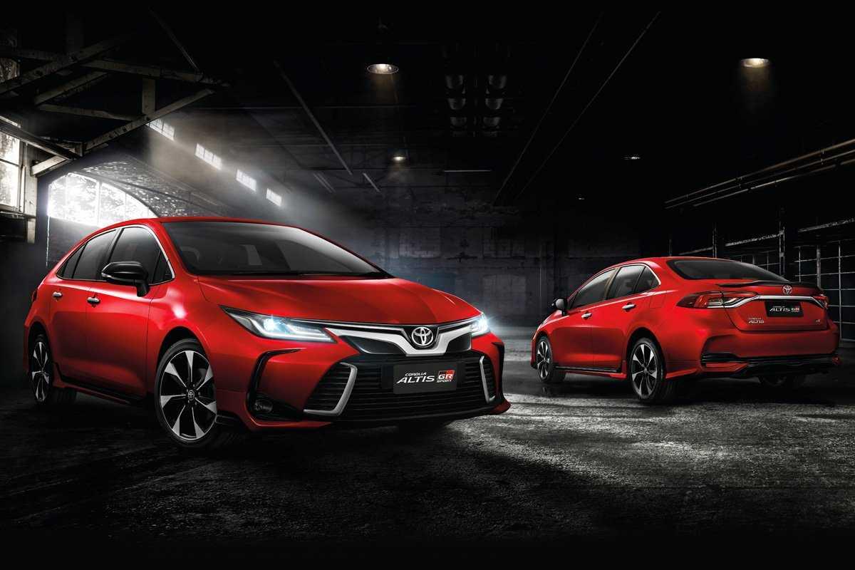 Toyota corolla 2018, хэтчбек 5 дв., 12 поколение, e210 (03.2018 - н.в.) - технические характеристики и комплектации