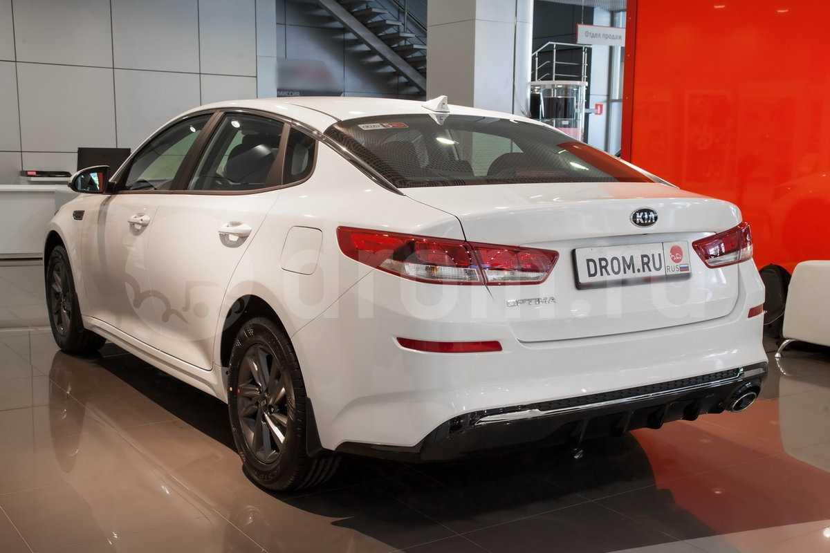 Kia optima 2.4 at gt line (07.2018 - 11.2020) - технические характеристики