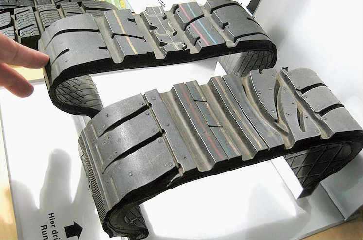 Что такое шины runflat: отличия от обычных шин, плюсы и минусы