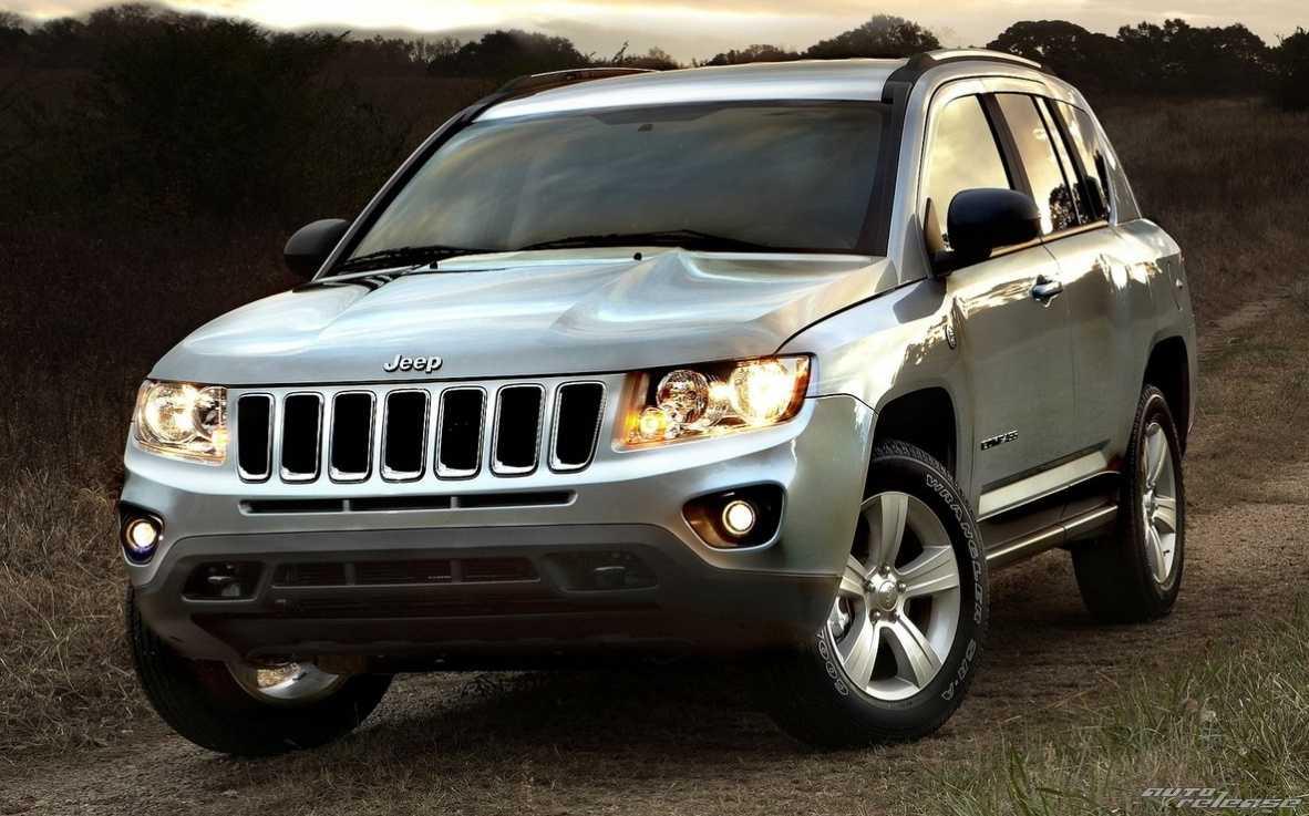 Новый джип компас 2017-2018 фото видео, цена jeep compass характеристики
