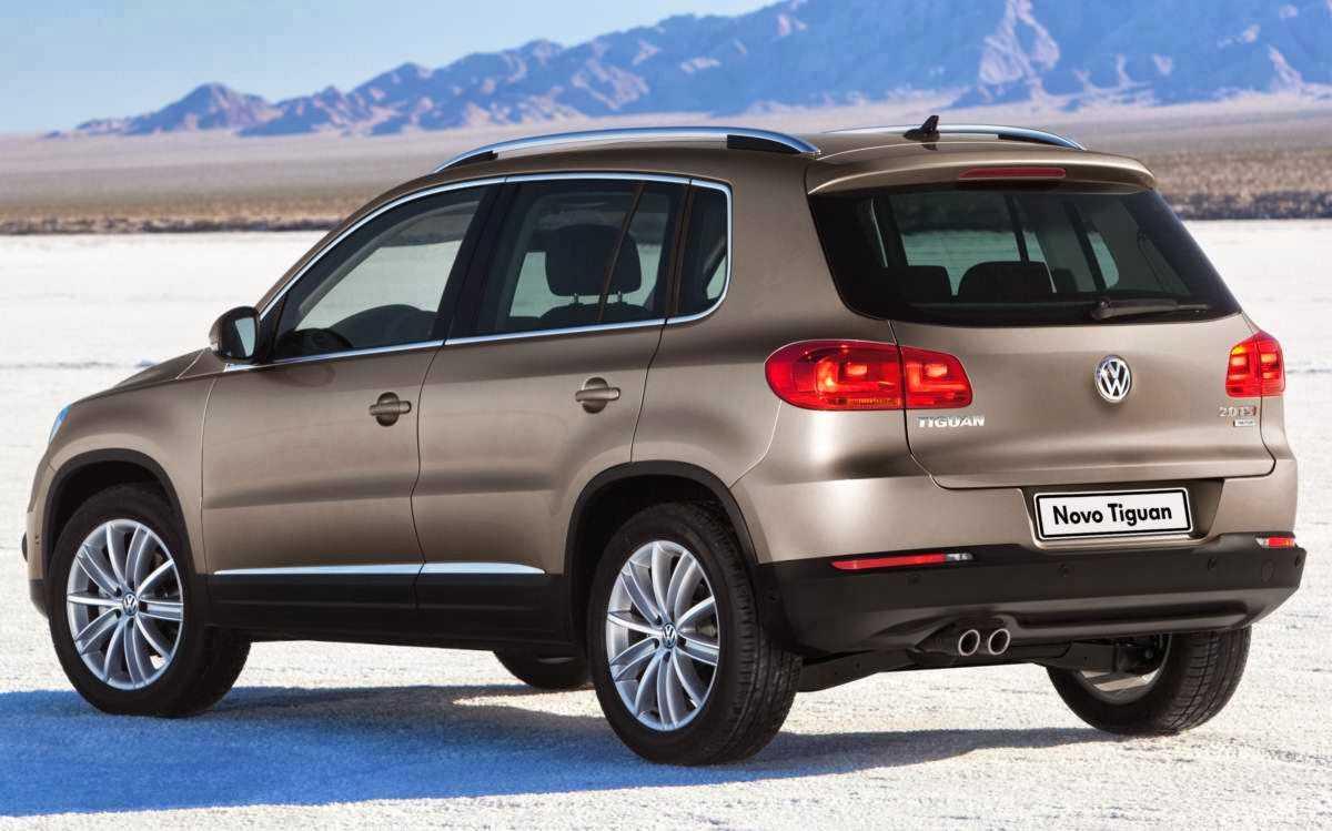 Volkswagen tiguan 1.4 tsi bluemotion dsg avenue (09.2015 - 05.2016) - технические характеристики