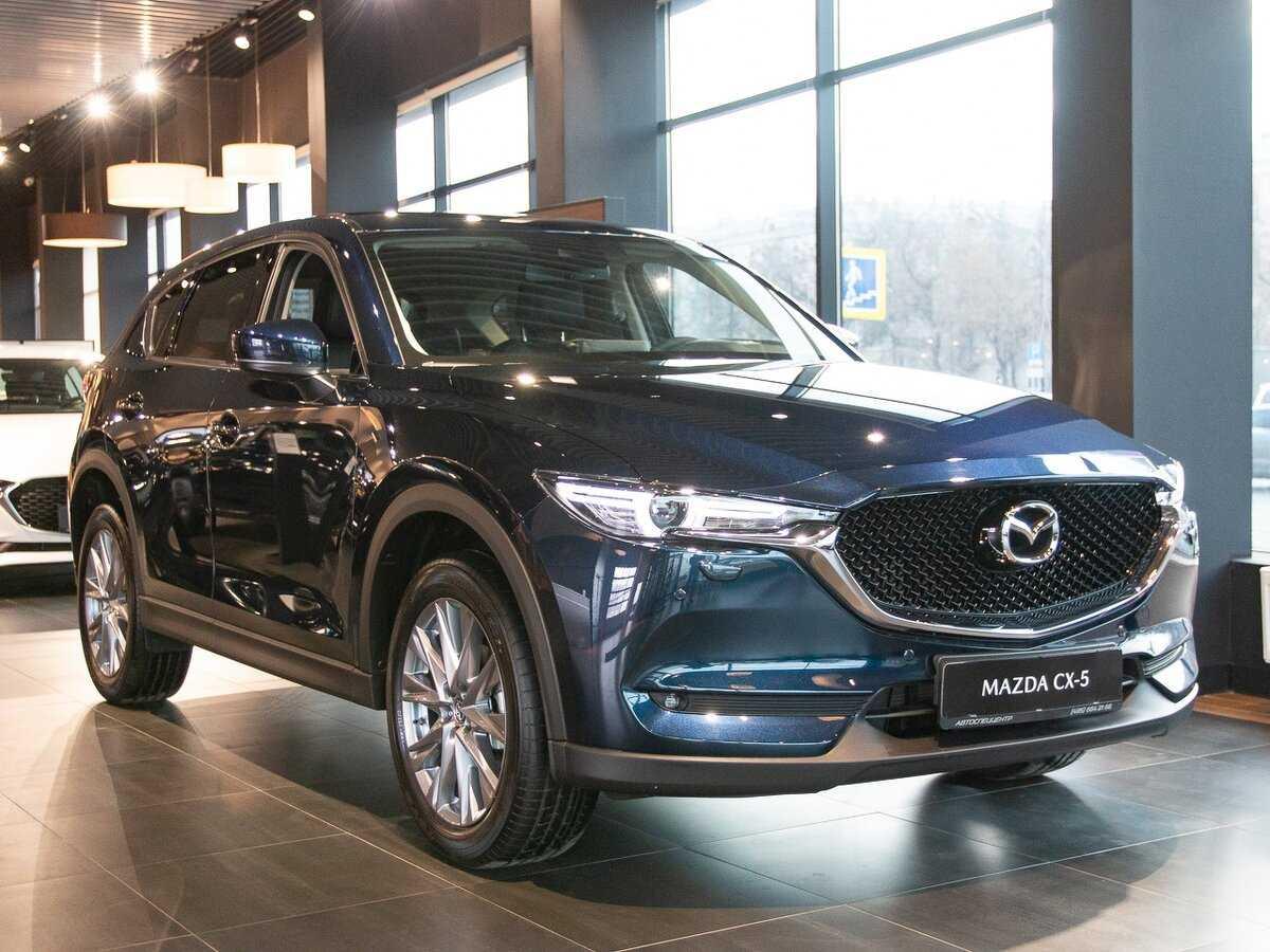 Mazda cx-5 2016, 2017, 2018, 2019, 2020, джип/suv 5 дв., 2 поколение, kf технические характеристики и комплектации