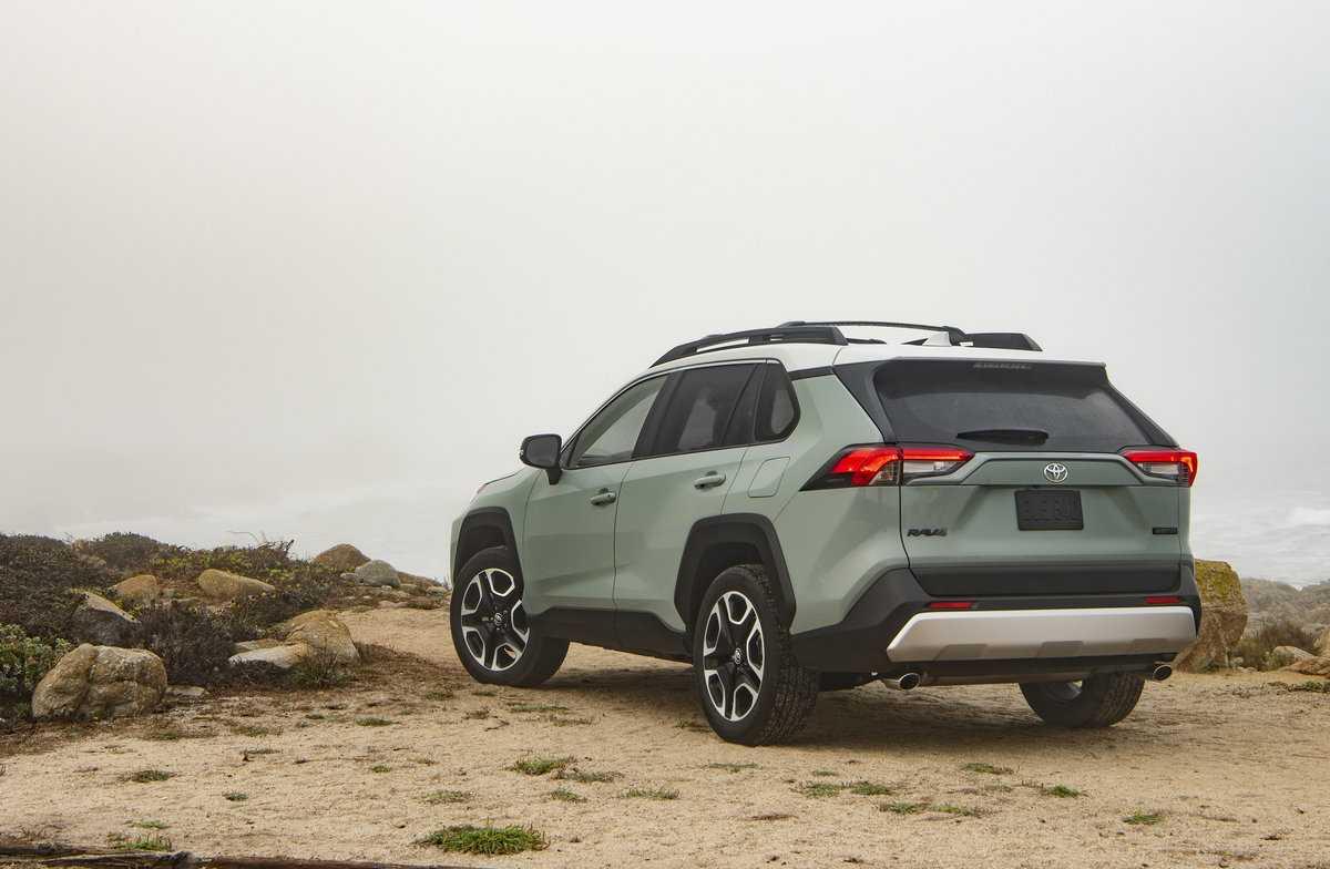 Тойота рав 4 2019 года – начало продаж нового кузова!