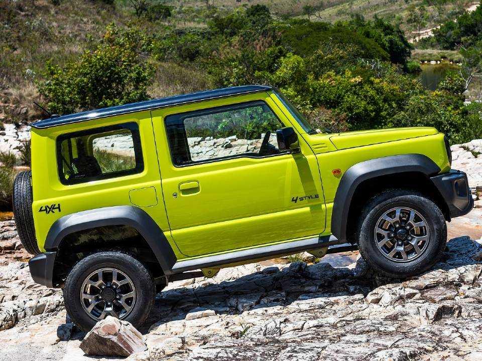 Suzuki jimni 2020 – комплектации и цены нового кузова