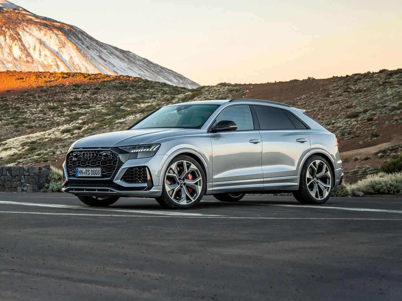 Кросс-купе audi q8 2019-2020 цена, технические характеристики, фото, видео тест-драйв