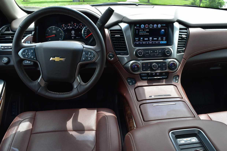 Chevrolet tahoe (шевроле тахо)
