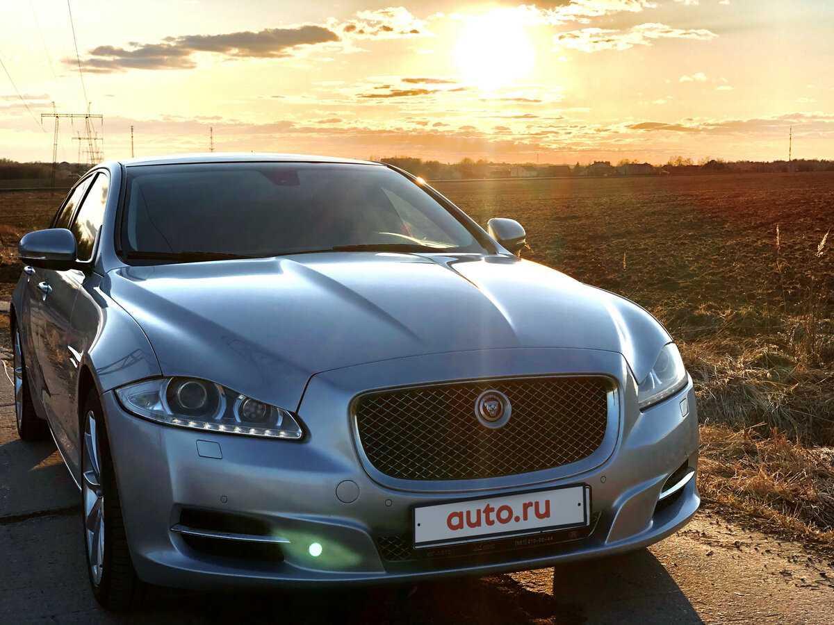 Jaguar xj 3.0 s/c awd at premium luxury lwb (02.2016 - н.в.) - технические характеристики