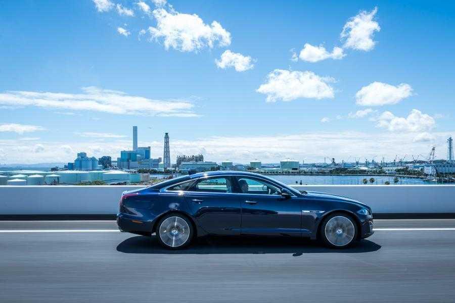 Jaguar xj 3.0 s/c awd at portfolio lwb (02.2016 - н.в.) - технические характеристики