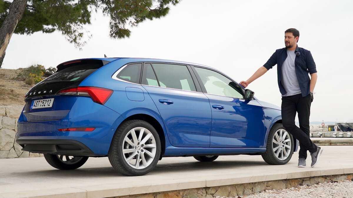 Пример для подражания: skoda scala 2021 года — это больше, чем безопасный семейный автомобиль