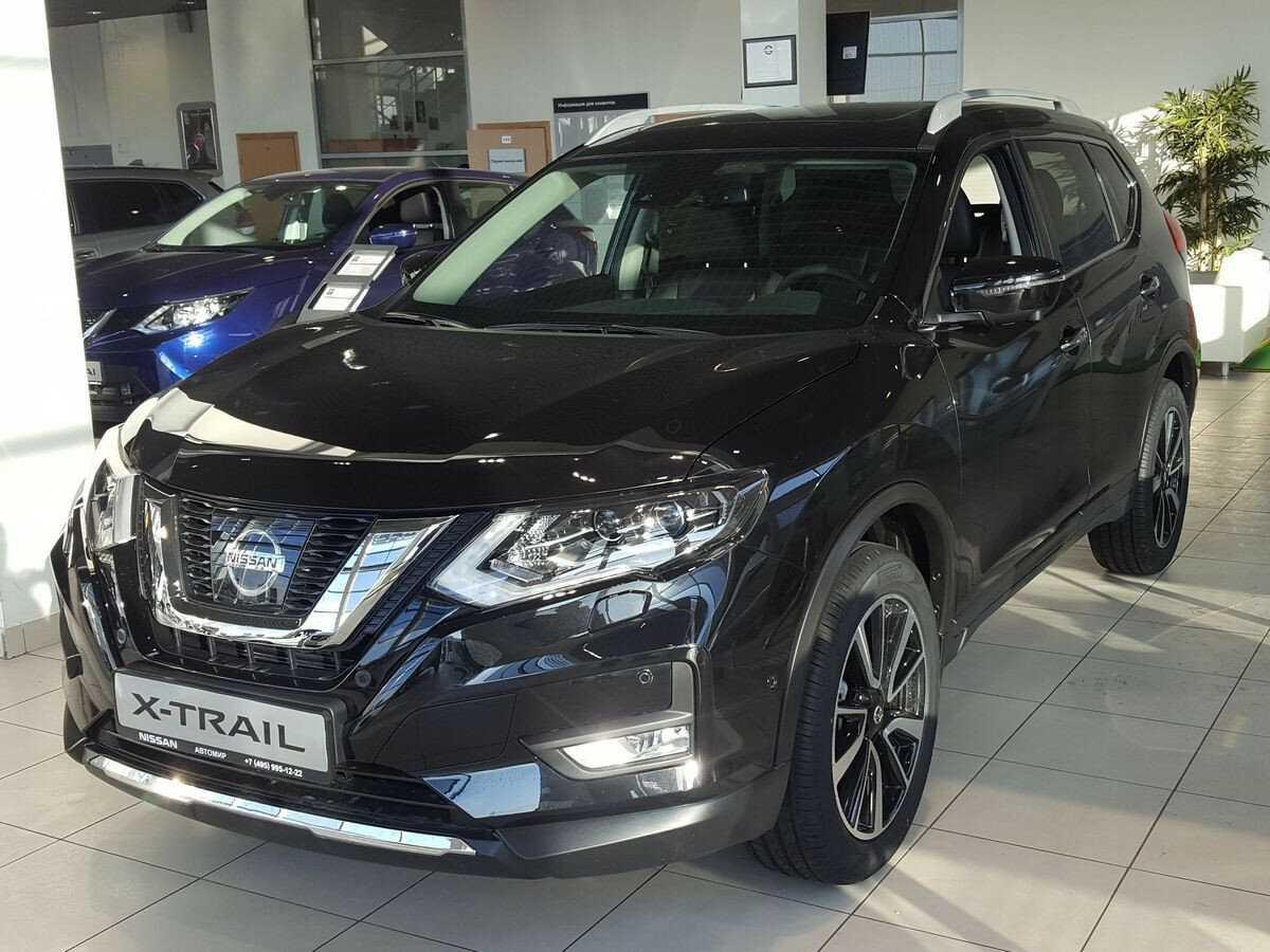 Nissan x-trail 2019 скоро в россии! цены и комплектации