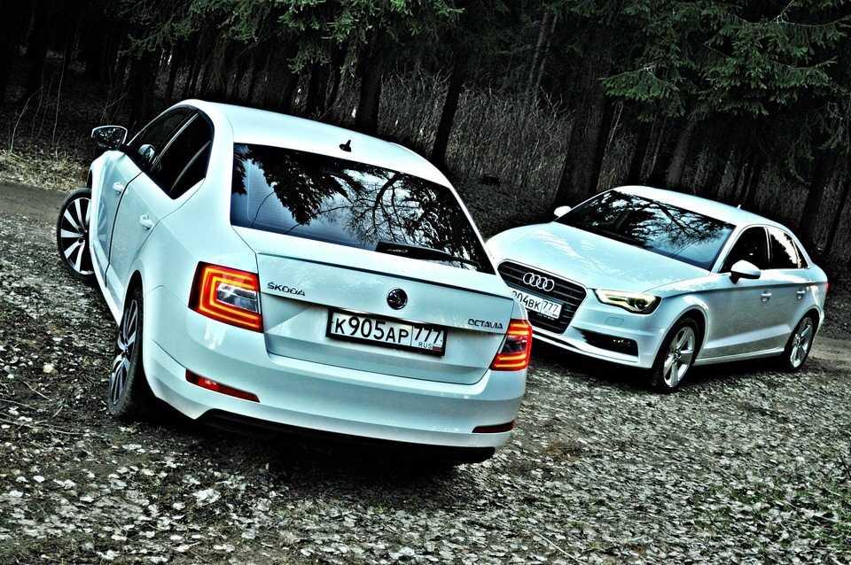 Skoda готовится к официальной презентации четвертого поколения своего седана и универсала Octavia