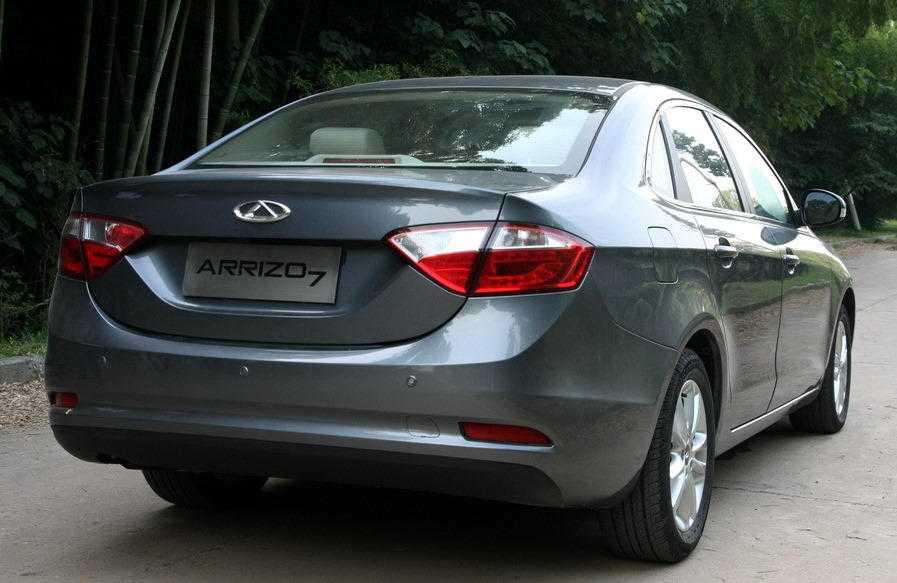 """Автомобиль """"чери аризо-7"""" (chery arrizo 7): технические характеристики, комплектации, отзывы :: syl.ru"""
