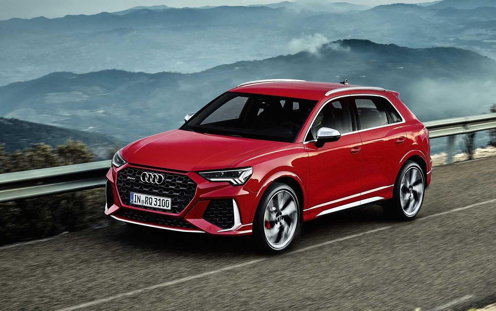 Audi q3 sportback 2020 – купеобразный вариант ауди q3