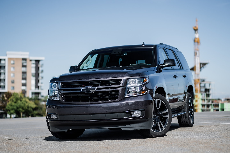 Chevrolet tahoe 2021 года
