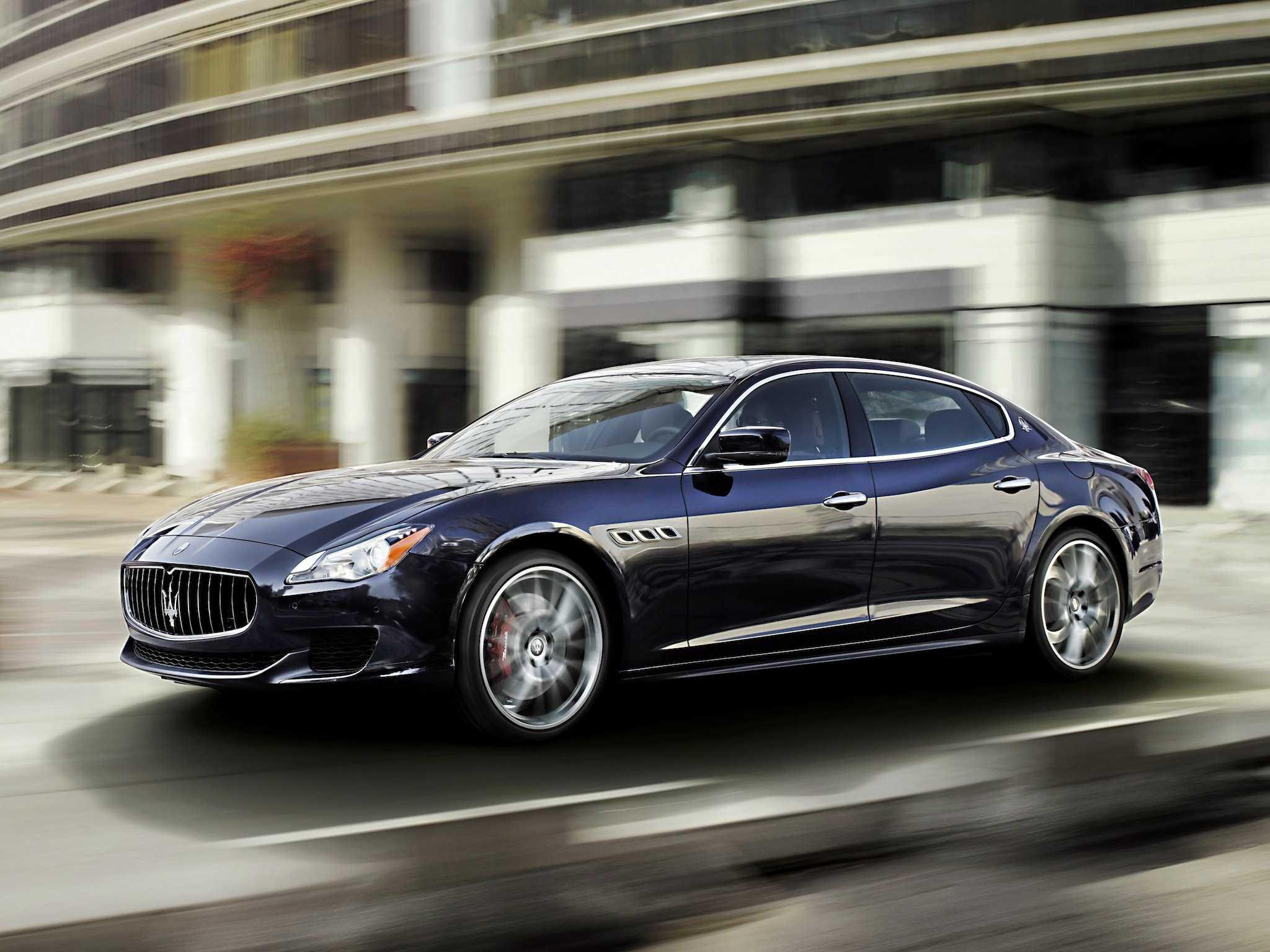 Maserati quattroporte - обзор, цены, видео, технические характеристики мазерати кватропорте