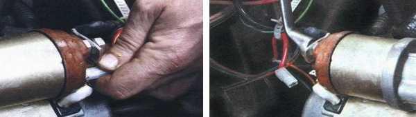 Втягивающее реле стартера на ваз 2109: проверка состояния, замена и ремонт своими руками   luxvaz