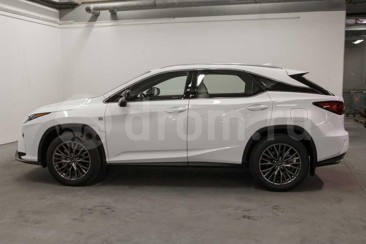 Lexus rx200t 2.0t at awd luxury (11.2015 - 10.2016) - технические характеристики