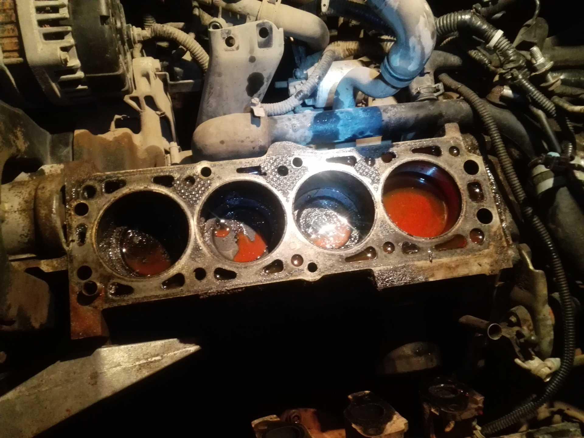 Обкатка двигателя после капремонта: правила и рекомендации