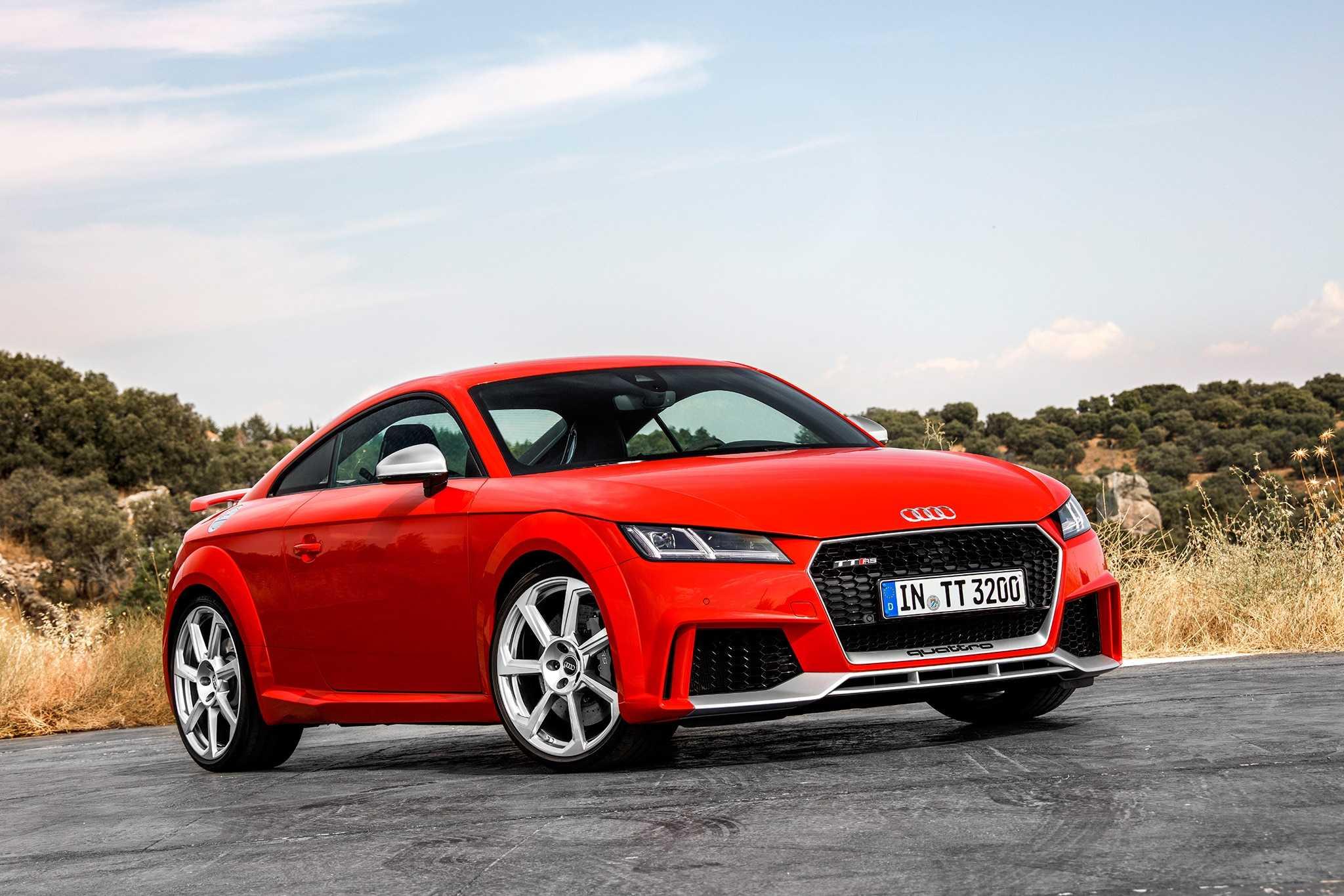 Audi tt - характеристики, комплектации, фото, видео, обзор