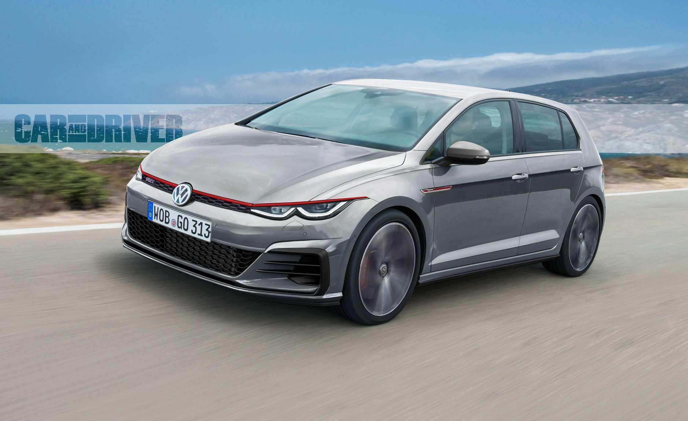 Volkswagen golf 2019 – обновленная немецкая классика