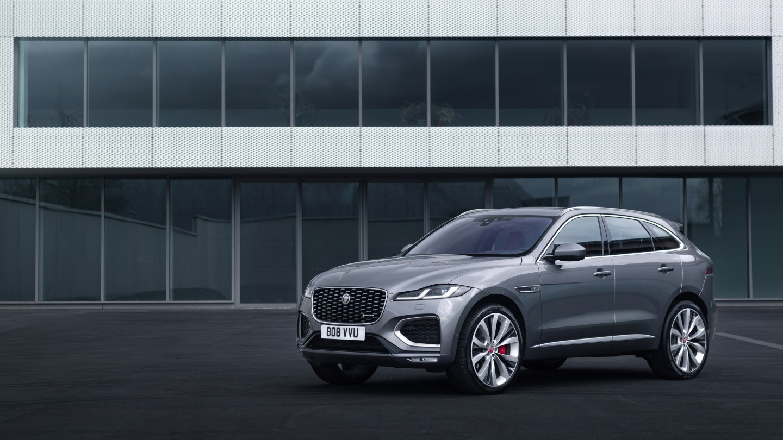 Jaguar f-pace 2019: британский стандарт престижа и функциональности